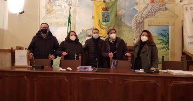 Pro loco di Airola, guida a Franco Napoletano Agente della PolPen